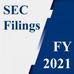 SEC Filings 2021